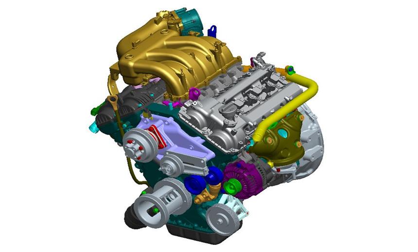 RAMBDA-ENGINE COMPONENT