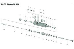 MARKING GUN (PILOT Signier 20 360) (NDT-MARK-XX)